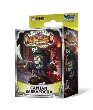 SUPER DUNGEON EXPLORE: CAPITAN BARBAPOCHA