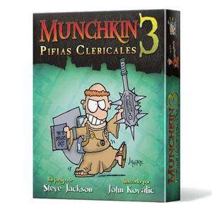 MUNCHKIN 3: PIFIAS CLERICALES ED. REVISADA
