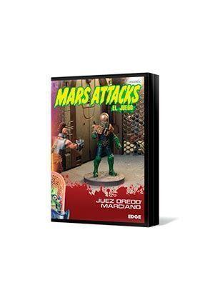 MARS ATTACKS: JUEZ DREDD MARCIANO