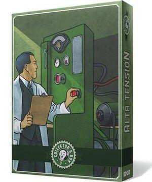 ALTA TENSION: SOCIEDADES ANONIMAS + COLLECTOR BOX 2