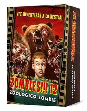 ZOMBIES!!! 12: ZOOLOGICO ZOMBIE