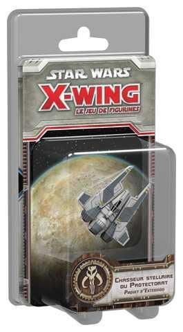 X-WING: CAZA ESTELAR DEL PROTECTORADO