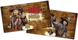 BANG!: JCNC EL DUELO TAPETES DE JUEGO
