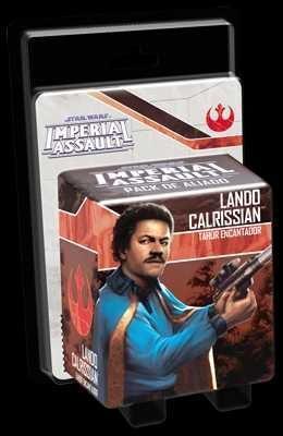STAR WARS: IMPERIAL ASSAULT - LANDO CALRISSIAN