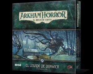 ARKHAM HORROR LCG - EL JUEGO DE CARTAS: EL LEGADO DE DUNWICH