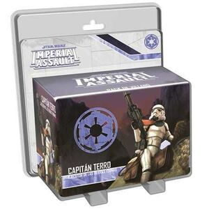 STAR WARS: IMPERIAL ASSAULT - CAPITAN TERRO
