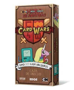 CARD WARS - BMO CONTRA LADY ARCOIRIS