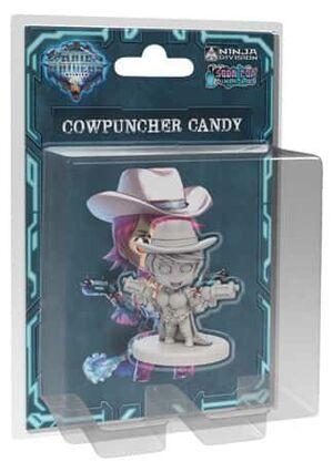 RAIL RAIDERS INFINITE: COWNPUNCHER CANDY