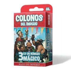 COLONOS DEL IMPERIO: 3 ES UN NUMERO MAGICO