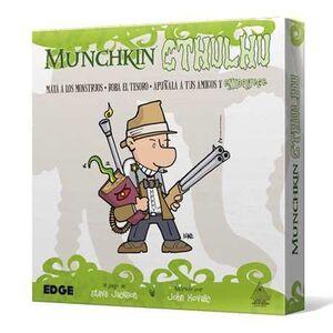 MUNCHKIN CTHULHU (CASTELLANO)