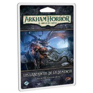 ARKHAM HORROR LCG - EL JUEGO DE CARTAS: LOS LABERINTOS DE LA DEMENCIA