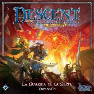 DESCENT SEGUNDA ED.: LA GUARIDA DE SIERPE