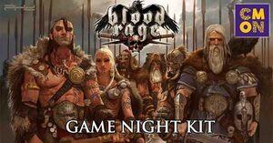 BLOOD RAGE GAME NIGHT KIT 1