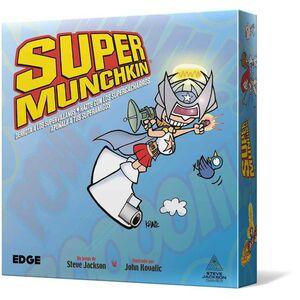SUPER MUNCHKIN (NUEVA EDICION)