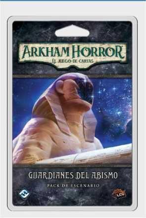 ARKHAM HORROR LCG - EL JUEGO DE CARTAS: GUARDIANES DEL ABISMO