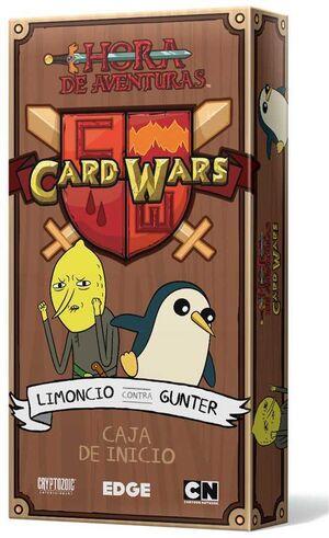 CARD WARS: LIMONCIO VS GUNTER