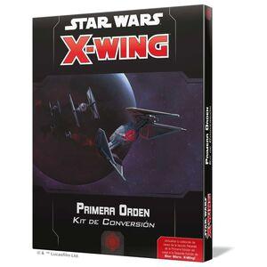 STAR WARS X-WING 2ED: PRIMERA ORDEN - KIT DE CONVERSION