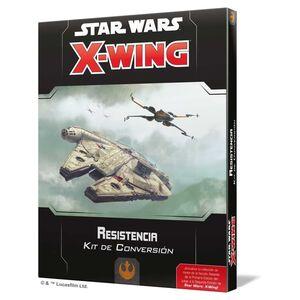 STAR WARS X-WING 2ED: RESISTENCIA - KIT DE CONVERSION