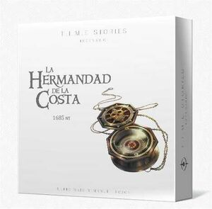 T.I.M.E.STORIES: LA HERMANDAD DE LA COSTA