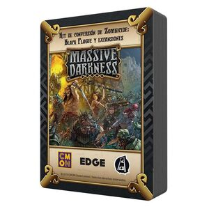 ZOMBICIDE BLACK PLAGUE MASSICE DARKNESS CROSSOVER