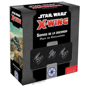STAR WARS X-WING 2ED: SIERVOS DE LA DISCORDIA