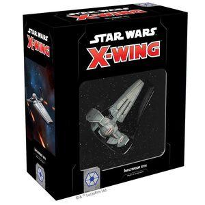 STAR WARS X-WING 2ED: INFILTRADOR SITH