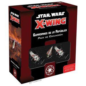 STAR WARS X-WING 2ED: GUARDIANES DE LA REPUBLICA