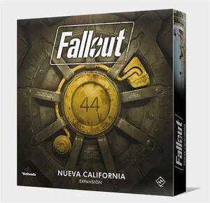 FALLOUT EXPANSION NUEVA CALIFORNIA