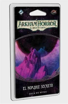 ARKHAM HORROR LCG - EL NOMBRE SECRETO