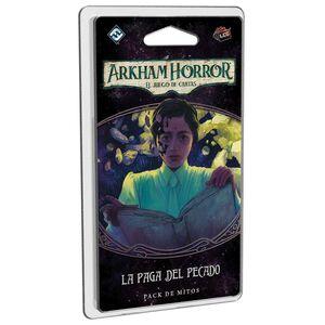 ARKHAM HORROR LCG - LA PAGA DEL PECADO