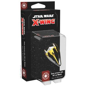 STAR WARS X-WING 2ED: CAZA ESTELAR REAL N-1 DE NABOO