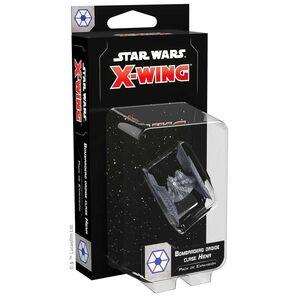 STAR WARS X-WING 2ED: BOMBARDERO DROIDE CLASE HIENA