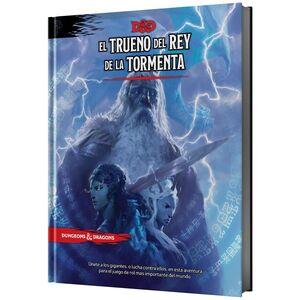 DUNGEONS & DRAGONS: EL TRUENO DEL REY DE LA TORMENTA