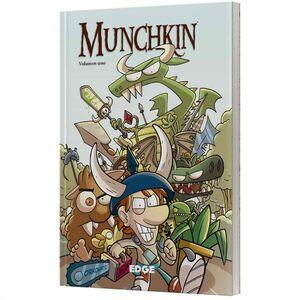 MUNCHKIN COMIC #01