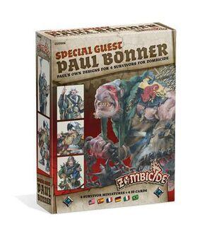 ZOMBICIDE: BLACK PLAGUE. SPECIAL GUEST PAUL BONNER