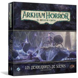 ARKHAM HORROR LCG - LOS DEVORADORES DE SUEÑOS