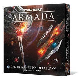 STAR WARS ARMADA: REBELION EN EL BORDE EXTERIOR