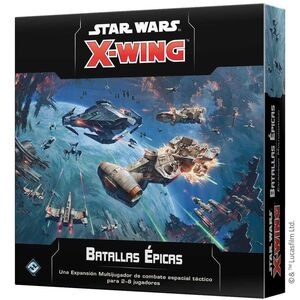 STAR WARS X-WING 2ED: BATALLAS EPICAS