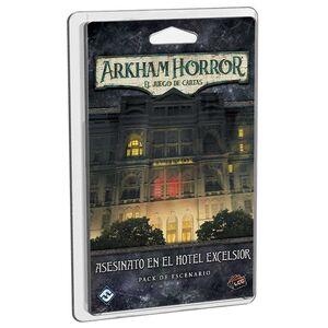 ARKHAM HORROR LCG - ASESINATO EN EL HOTEL EXCELSIOR
