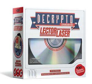 DECRYPTO: LECTOR LASER