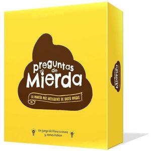 PREGUNTAS DE MIERDA (NUEVA EDICION)