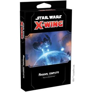 STAR WARS X-WING 2ED: ARSENAL COMPLETO