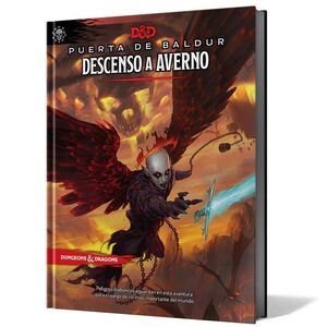 DUNGEONS & DRAGONS: DESCENSO A AVERNO