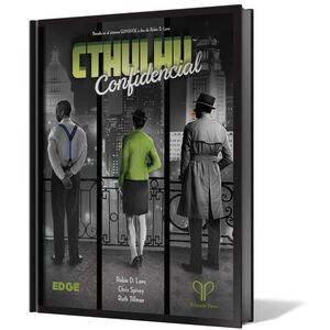 CTHULHU CONFIDENTIAL JDR