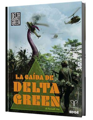 LA CAÍDA DE DELTA GREEN JDR