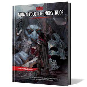 DUNGEONS & DRAGONS: GUIA DE VOLO DE LOS MONSTRUOS