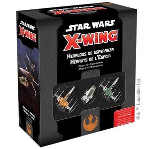 STAR WARS X-WING 2ED. HERALDOS DE ESPERANZA