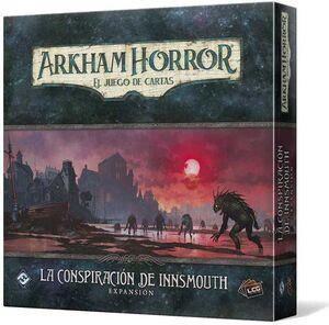ARKHAM HORROR LCG - LA CONSPIRCION DE INNSMOUTH