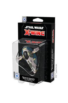 STAR WARS X-WING 2ED: ESCLAVO I DE JANGO FETT