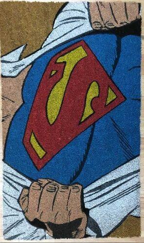 SUPERMAN FELPUDO CLARK KENT 50 X 70 CM